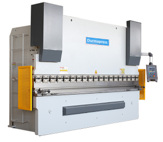 NC Hydraulic Press Brake – E200P Controller