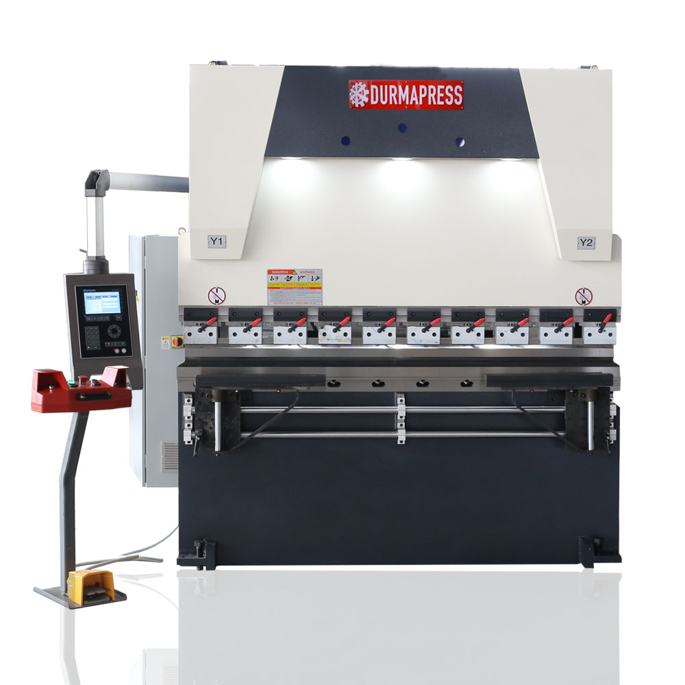 WE67K CNC Press Brake - DA52S ( 3+1 Axis)