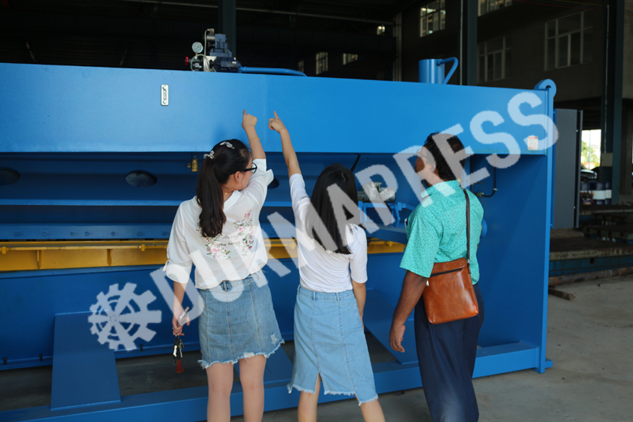 Bangladesh customers come to Durmapress 2 .jpg