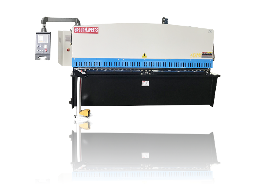The purchase problem of QC12K 6X3200 hydraulic metal shear machine and the control requirement of shearing machine system