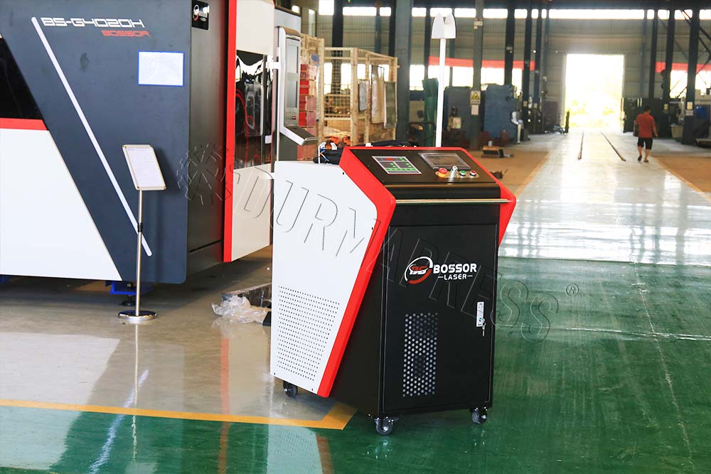 Talking about how to improve the level of DPW-1000W/1500W Fiber Laser Welding Machine operation technology