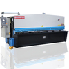 QC12K CNC Hydraulic Shearing Machine-DAC360S