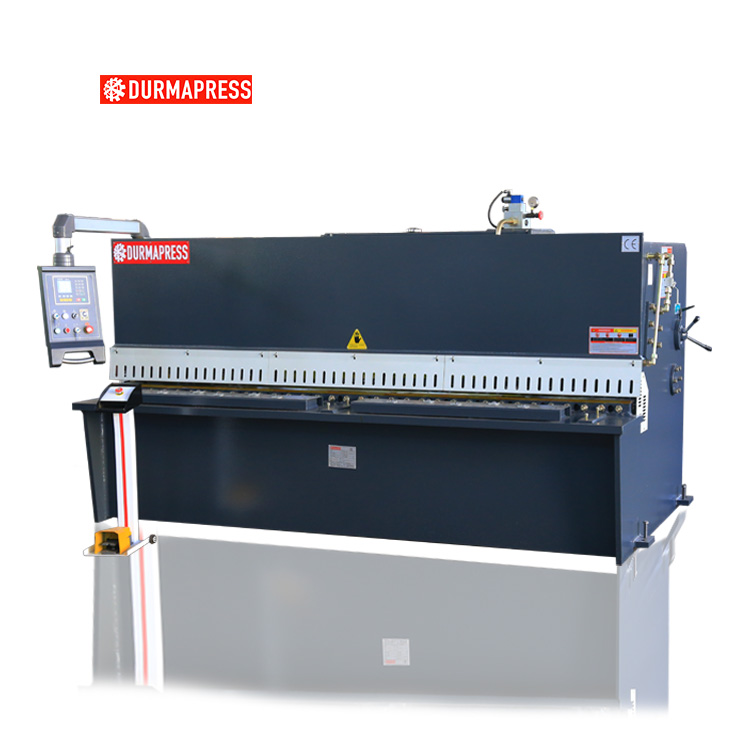 How to solve the low temperature phenomenon of 2500mm manual shearing machine and how to control the welding quality of CNC shears blades