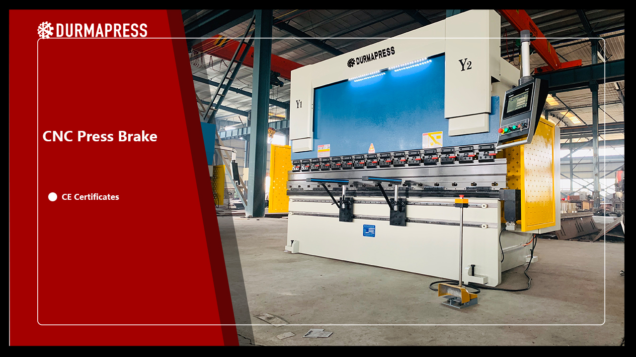 How to choose NC Press Brake ?