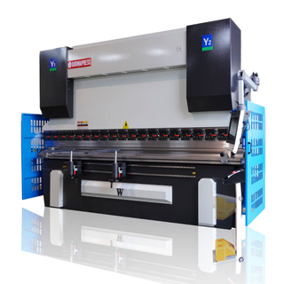 WE67K CNC Press Brake - DA58T ( 3+1 Axis)