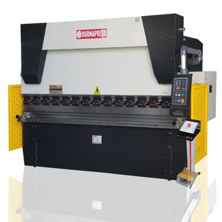 WC67K NC Hydraulic Press Brake- E300 ( X+Y Axis )